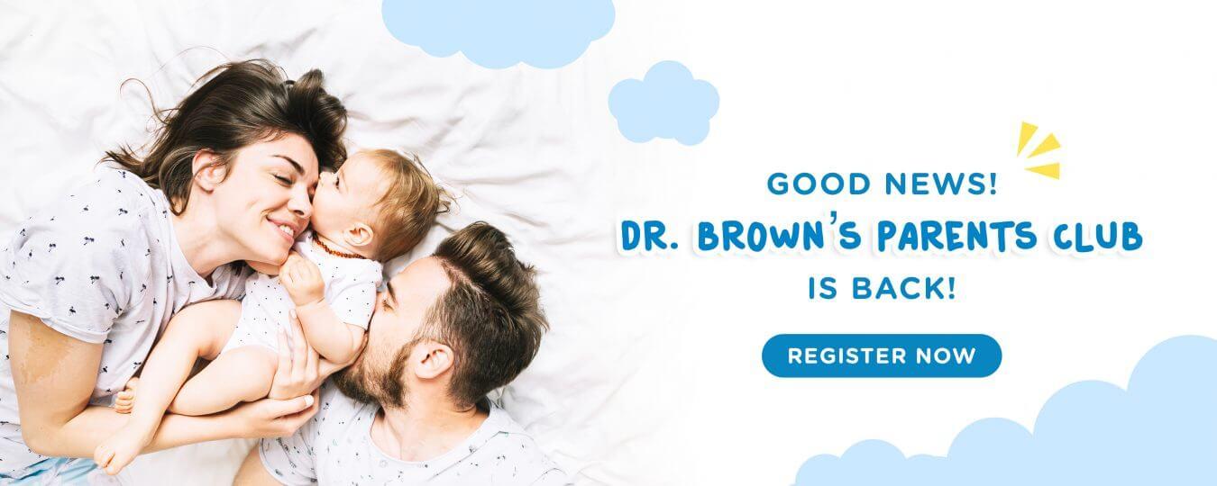 drb banner website parents club