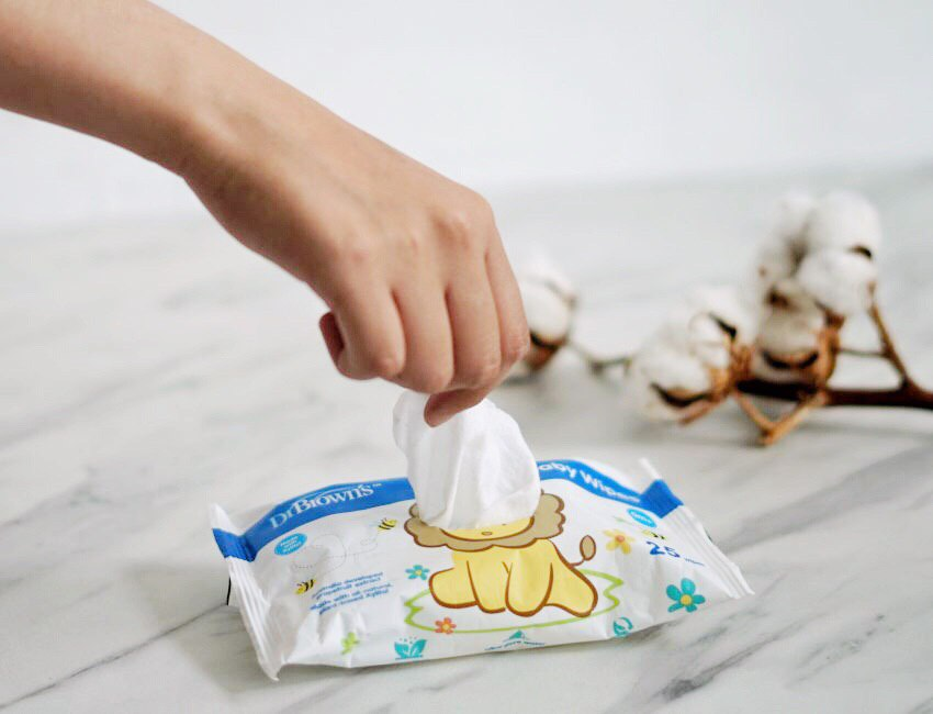 Dr.Brown's Baby Wipes