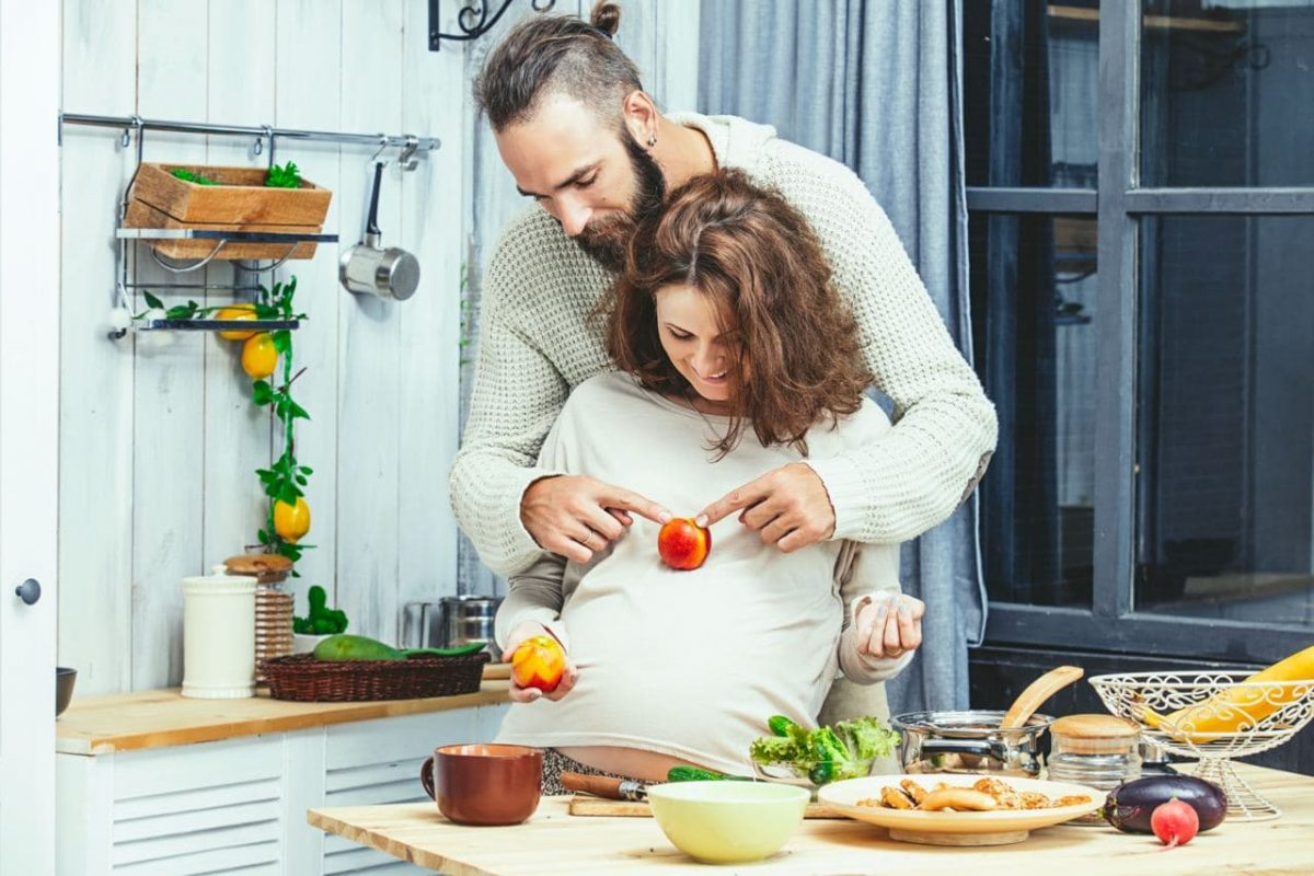 Makanan Ibu Hamil 5 Bulan