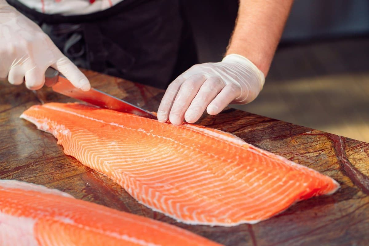 Tips Mengolah Ikan untuk MPASI